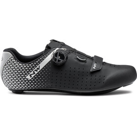 Northwave Core Plus 2 Shoes Men, black/silver